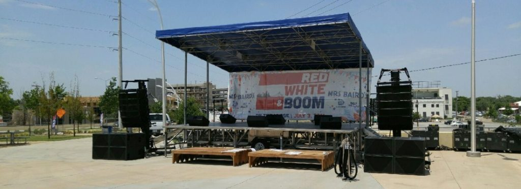 Mobile Stages - Texas Stage Rental